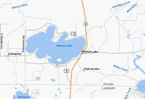 pelican lake wi map Pelican Lake Property Owners Association pelican lake wi map
